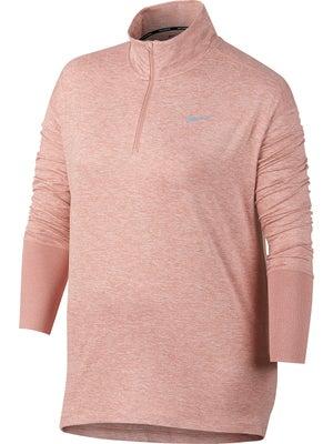 04e460aa8b0 Nike Women s Plus Size Element Half Zip