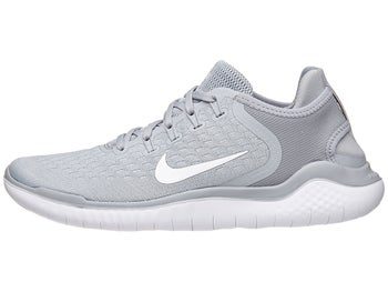 7a0f750703e Nike Free RN 2018 Women s Shoes Wolf Grey White Volt