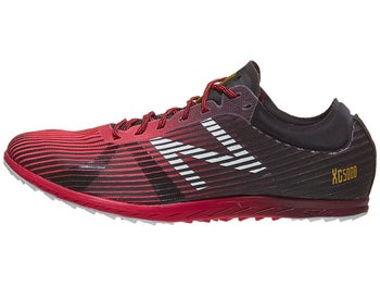 980e156ba5735 New Balance XC5K Men's Spikes Bright Cherry/Burgundy