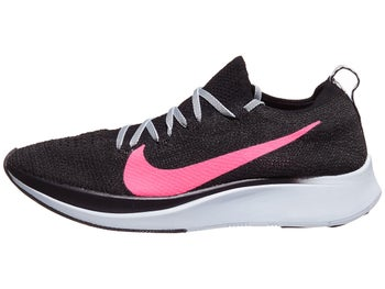 9bb5bd30 Nike Zoom Fly Flyknit Women's Shoes Black/Pink/Blue