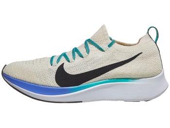 ce29eb5be60b Nike Zoom Fly Flyknit Women s Shoes Light Cream Black