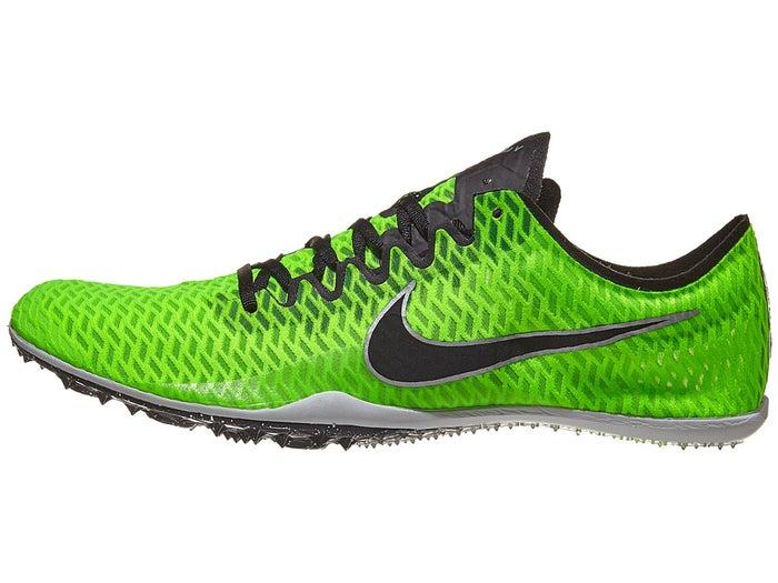 Inmigración Molester dos  Nike Zoom Mamba 5 Unisex Spikes Electric Green/Black