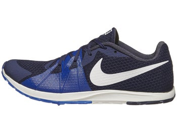 buy online 68e09 add27 ... where to buy nike zoom rival waffle mens spikeless blackened blue e017d  9b111