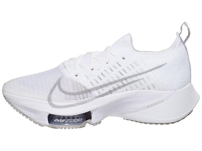 Temporizador Secretar Tener cuidado  Nike Zoom Tempo Next% Flyknit Women's Shoes White/Grey