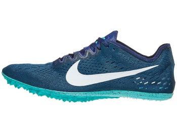 ac10bfb07ca8 Nike Zoom Victory 3 Unisex Spikes Blue Force White Blu