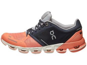 58fff3b2770322 ON Cloudflyer Women s Shoes Salmon Ink