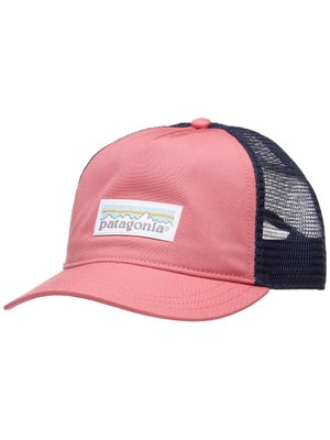 Patagonia Women s Pastel P-6 Label Layback Trucker Hat 0bc796f04357