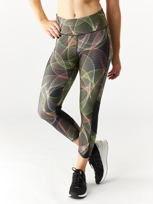 6e2197640e Click for larger view. Reebok Women's One Series Running Printed ...