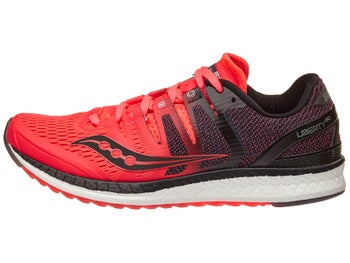 4b7752923ec9 Saucony Liberty ISO Women s Shoes Vizi Red Black