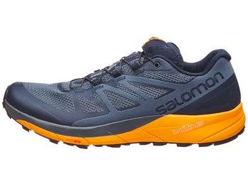 Salomon Sense Ride Men S Shoes Navy Blazer Marigold