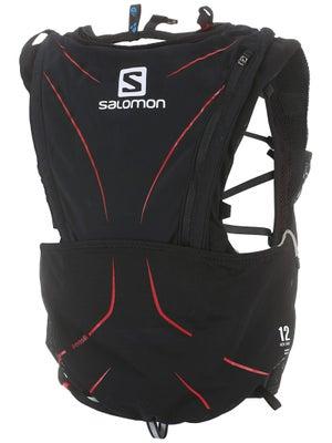 Salomon Advanced Skin 12 Set Pack Black 5bdd47415