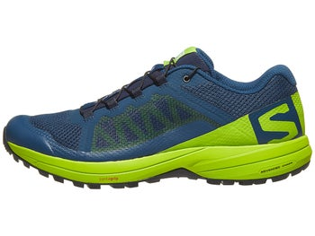Salomon XA Elevate Men s Shoes Poseidon Lime Black 3ccd7f57c38