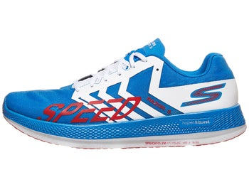 2c500dd7653c3d Skechers GOrun Razor 3 Hyper Unisex Shoes Blue Red