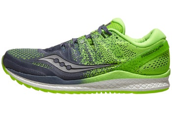 Saucony Freedom ISO 2 Men s Shoes Grey Slime 7085ec14ed5