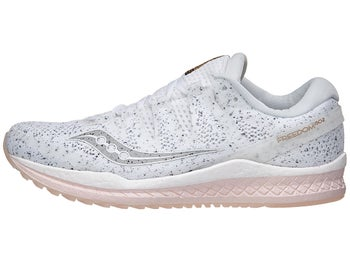 Saucony Freedom ISO 2 Women s Shoes White Noise 659f46ca760
