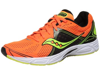 Saucony Fastwitch 6 Mens Shoes Oran/Blk/Citron