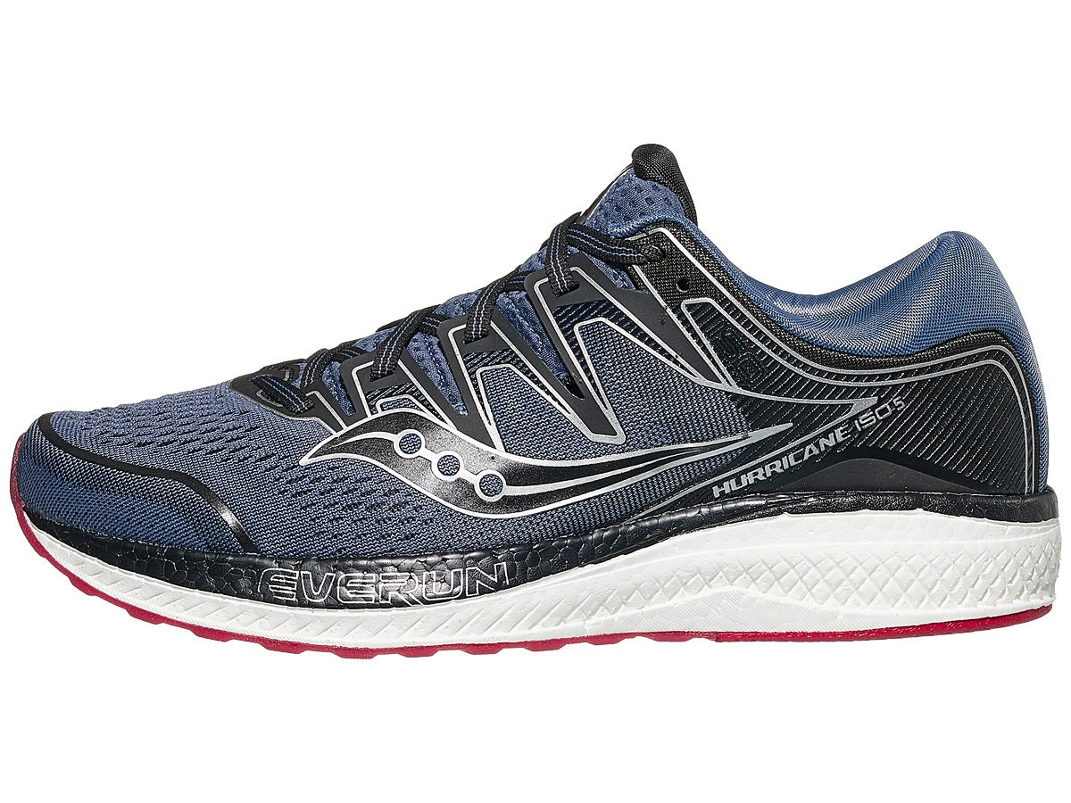 Saucony Mens Hurricane ISO 5 Running Shoe