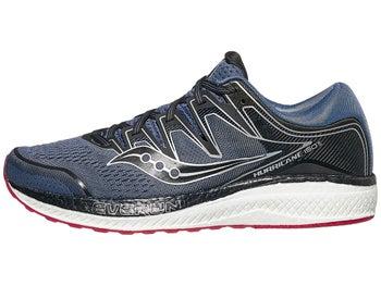 02329604 Saucony Hurricane ISO 5 Men's Shoes Grey/Black
