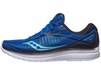 b8465bce3dd5 Saucony Kinvara 10 Men s Shoes Blue Black