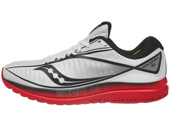 0b1f8cdf0a75 Saucony Kinvara 10 Men s Shoes White Red