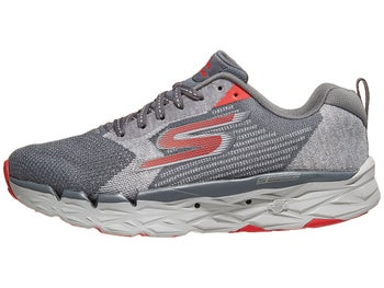 c0a73357adb Skechers GOrun Maxroad 3 Ultra Men s Shoes Charcoal Red