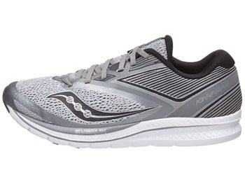 51be2c0f992ab Saucony Kinvara 9 Men s Shoes Light Grey Black