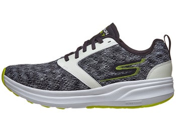 ef0e919da885c6 Skechers GOrun Ride 7 Nite Owl Men s Shoes White Black