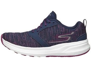 29dbd274f6fa Skechers GOrun Ride 7 Women s Shoes Navy Purple