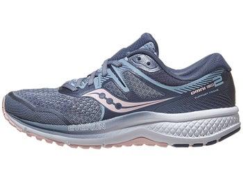 84d7e6822e Saucony Omni ISO 2 Women's Shoes Slate/Pink