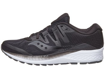 ae5bf1587c87 Saucony Ride ISO Women s Shoes Black