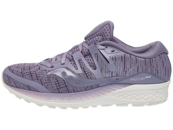 16a0e705ff Saucony Ride ISO Women's Shoes Purple Shade