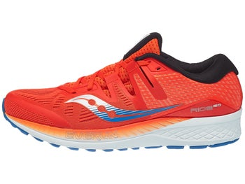 7fb34628b74 Saucony Ride ISO Men s Shoes Orange Blue