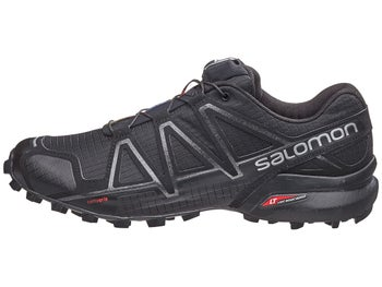 df88a6c239b6 Salomon Speedcross 4 Men s Shoes Black Black Black