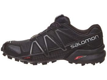 763f6c2b8b21 Salomon Speedcross 4 Women s Shoes Black Metallic Black