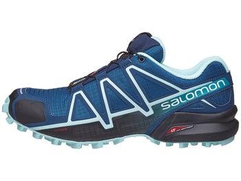 a675a25385da Salomon Speedcross 4 Women s Shoes Poseidon Blue Black