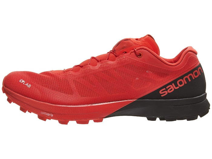 new arrival 560a9 69e0e Salomon S-Lab Sense 7 SG Unisex Shoes Racing Red/Black