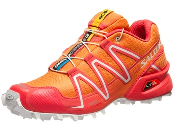 Salomon Speedcross 3 Womens Shoes Oran/Papaya