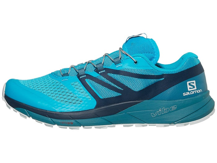 quality design f99cf 15ae0 Salomon Sense Ride 2 Men's Shoes Hawaiian Ocean/Navy