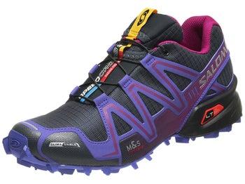 Salomon Speedcross 3 CS Womens Shoes Blue/Purple