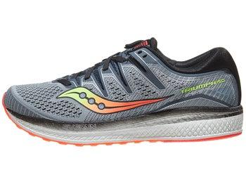 05f3809c Saucony Triumph ISO 5 Men's Shoes Grey/Black