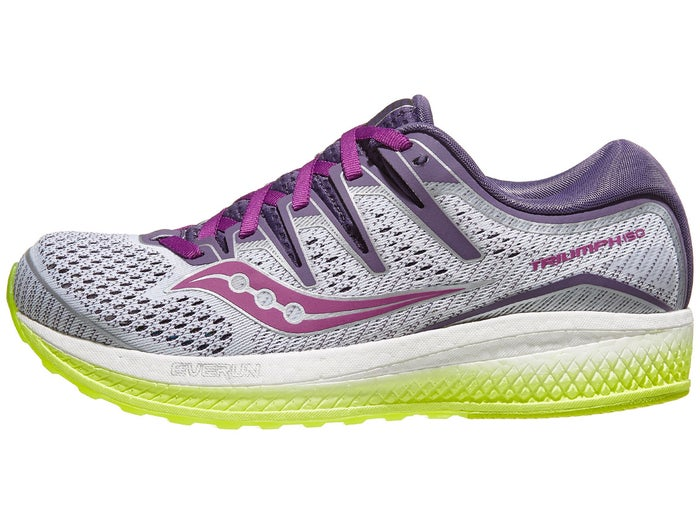 dcab1a02 Saucony Triumph ISO 5 Women's Shoes White/Purple/Citron