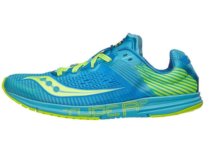promo code ccc90 6b5ff Saucony Type A8 Women's Shoes Blue/Citron