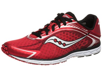 Saucony Type A5 Mens Shoes Red/White