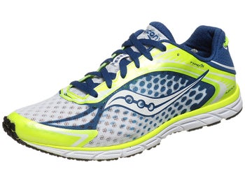 Saucony Type A5 Mens Shoes Citron/Blue/White