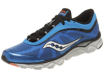 Saucony Virrata Mens Shoes Blue/Black/Orange