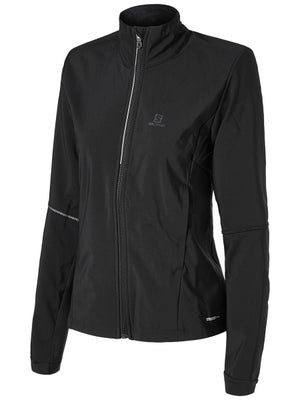 8db9642894e3 Click for larger view. Salomon Women s Agile Softshell Jacket ...