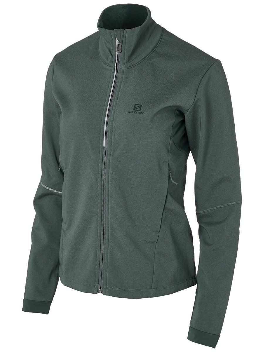 Salomon Womens Lightning Softshell Jacket