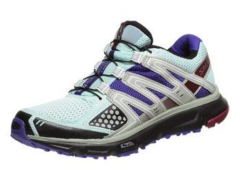 Salomon XR Mission Womens Shoes Blue/Black
