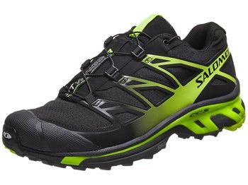 Salomon XT Wings 3 Mens Shoes Black/Yellow
