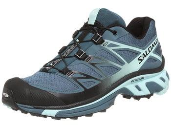 Salomon XT Wings 3 Womens Shoes Grey/Bk/Blue